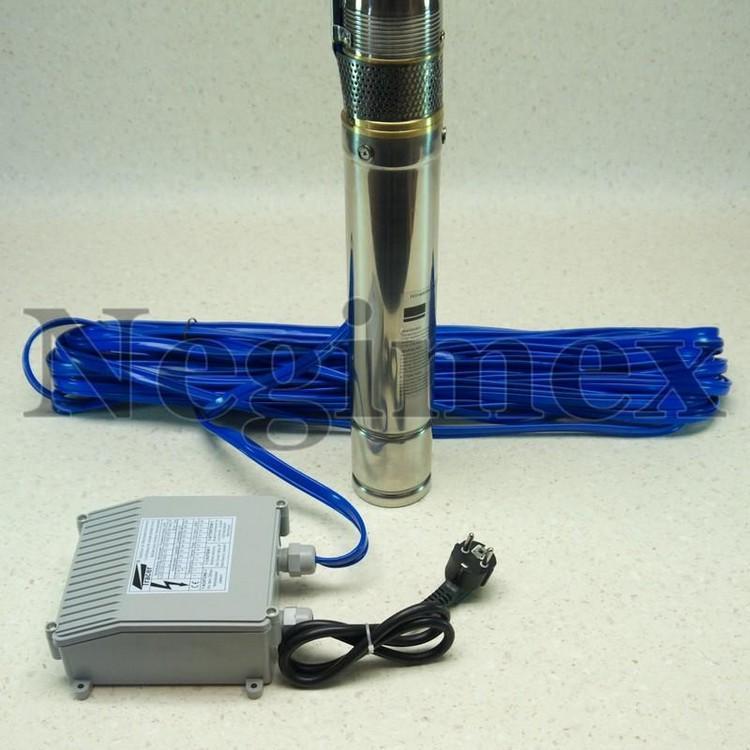Pompe à eau immergée Y01  avec moteur Tracer - bas de pompe