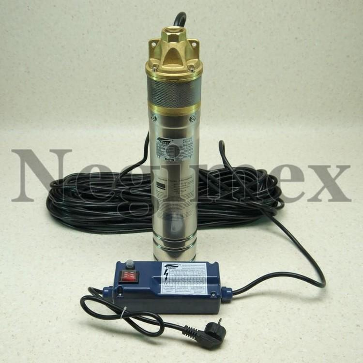 Pompe à eau immergée X73 - vue générale