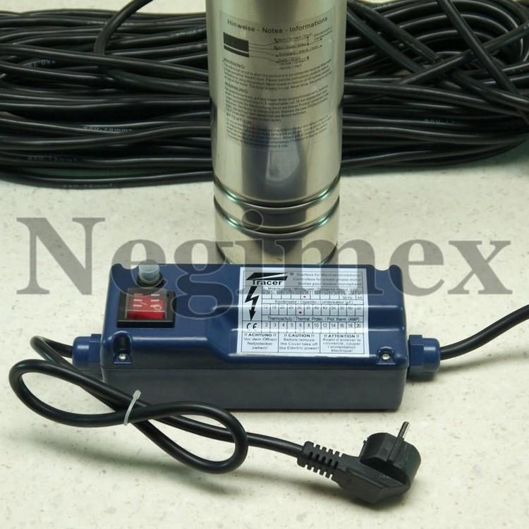 Pompe à eau immergée X73 - bas de pompe
