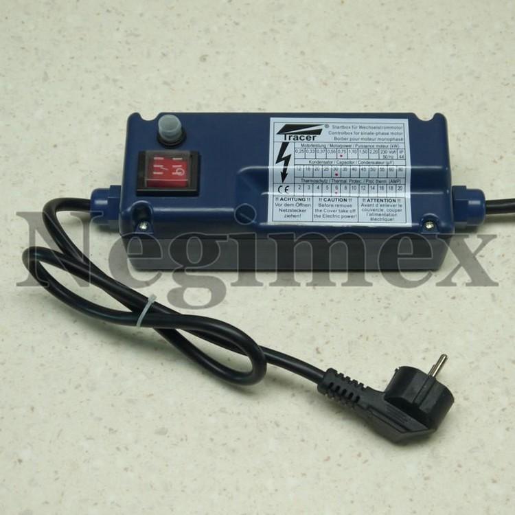 Pompe à eau immergée X73 - boitier de démarrage