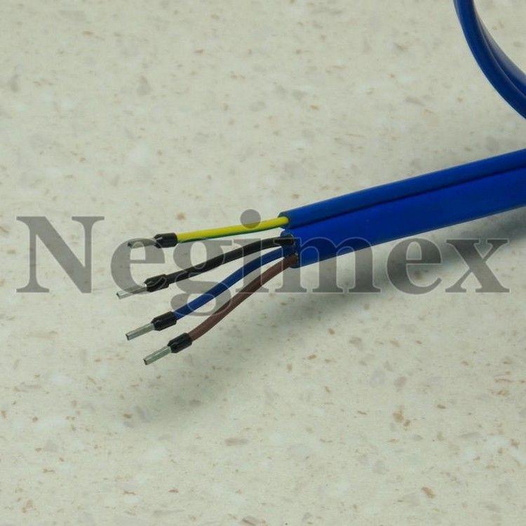 Moteur Franklin pour pompe immergée - détail du cable d'alimentation électrique