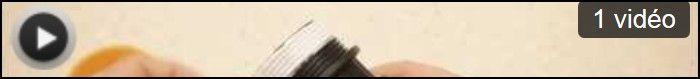 Vidéo relative à l'étancheité des raccords à visser
