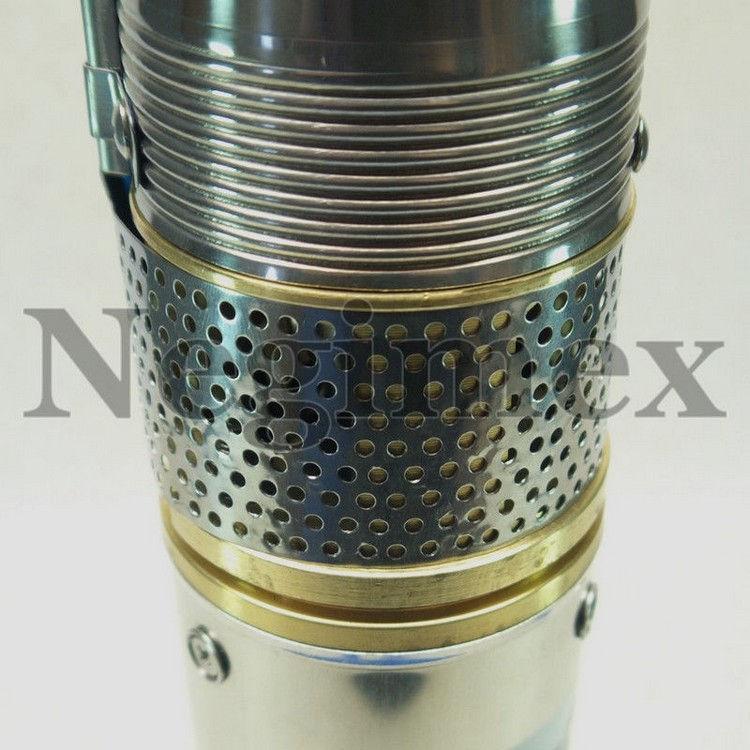Pompe à eau immergée Y01 avec moteur Stelanox - crépine d'aspiration