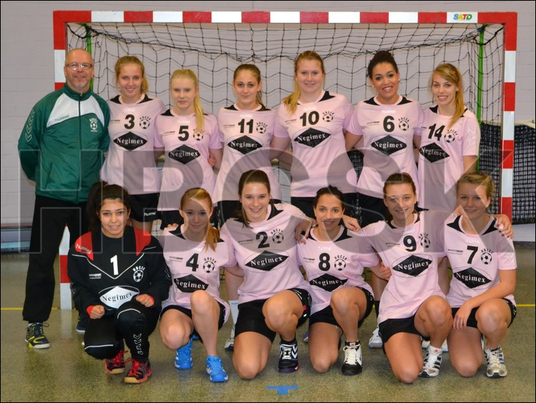 Equipe féminine HBCSK - 2013 / 2014