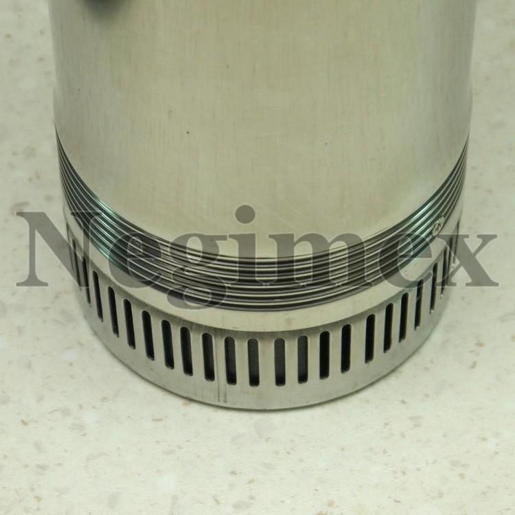Pompe à eau immergée avec flotteur V47 - bas de pompe - crépine d'aspiration