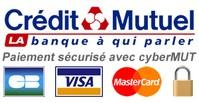 Règlement par carte bancaire