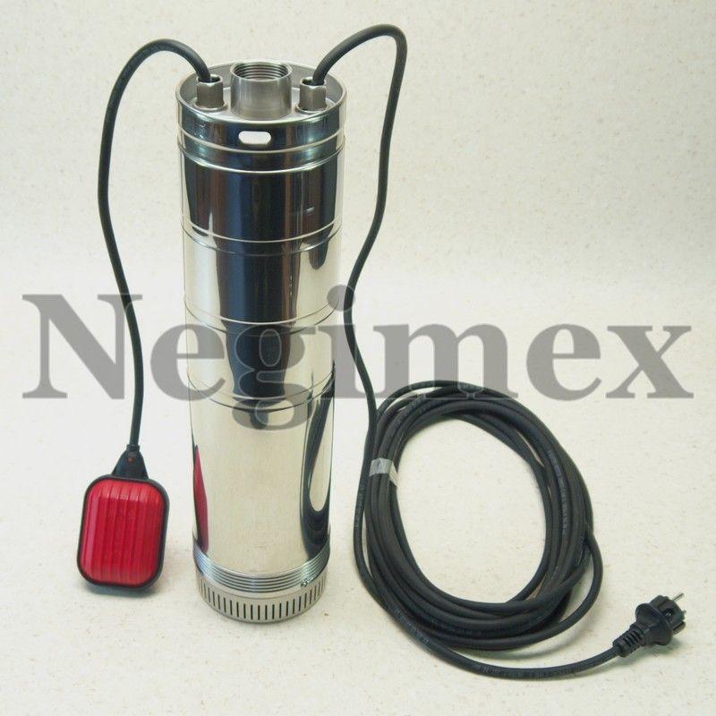 Pompe à eau immergée avec flotteur U01 - vue générale
