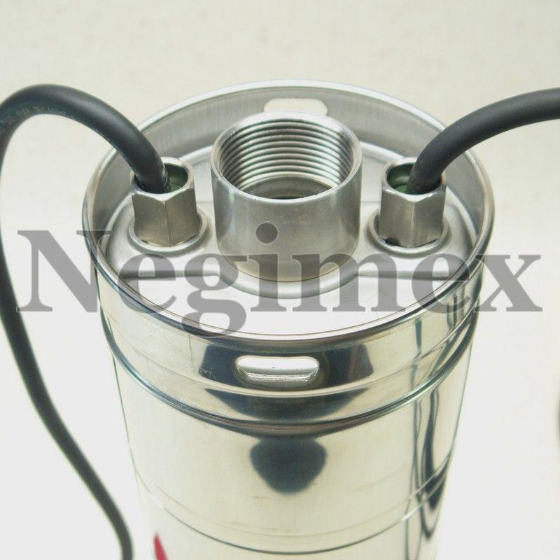 Pompe à eau immergée avec flotteur U01 - sortie de pompe