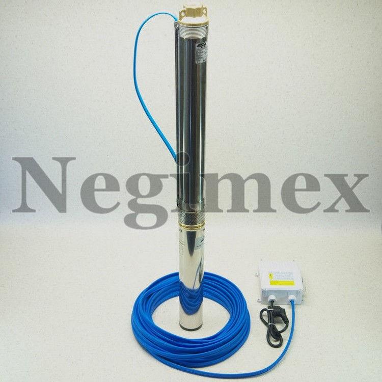 Pompe à eau immergée Y01 avec moteur Stelanox - vue générale